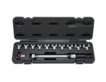 Interchangeable Professional Torque Wrench Set